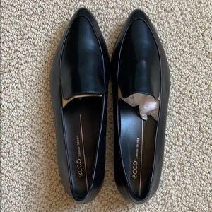 Ecco Shape Pointy Ballerina shoes